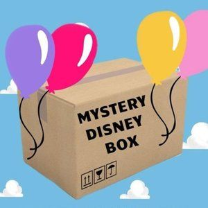 ✨ NWT Mystery Disney Pin Box